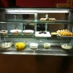 Puranmal Sweets dessert case