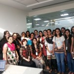 Ladies of the Mumbai Office