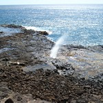 The spouting horn