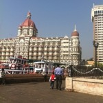 Around the Taj Hotel