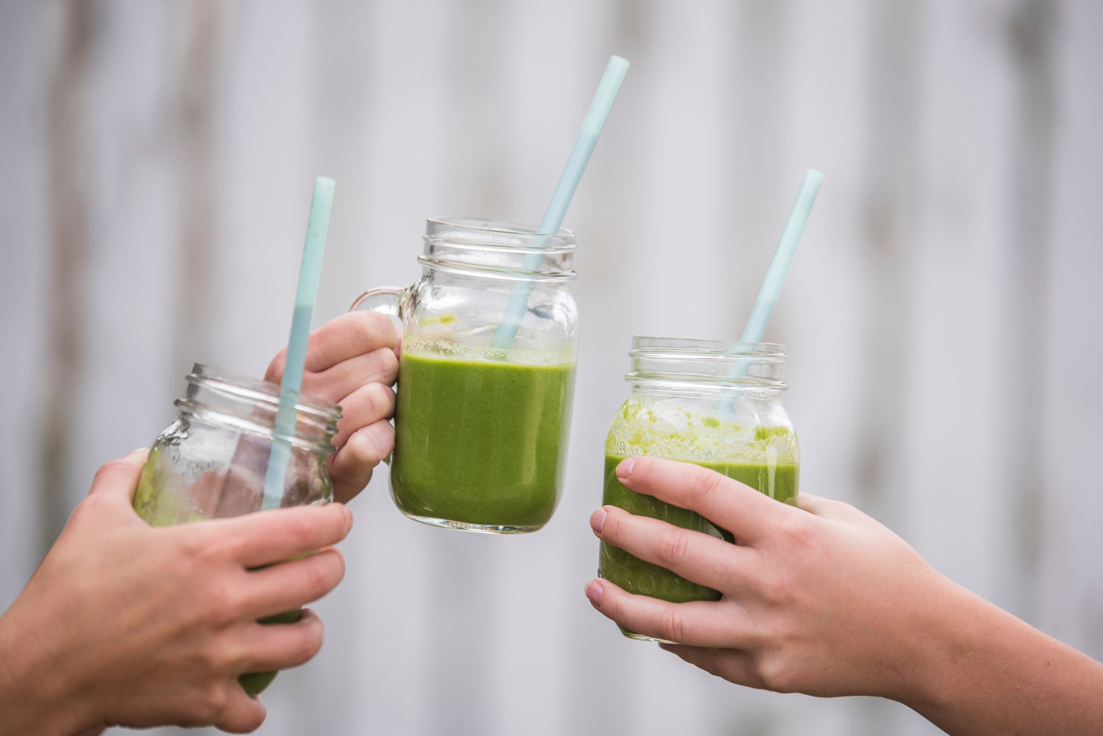 Green Smoothie Party