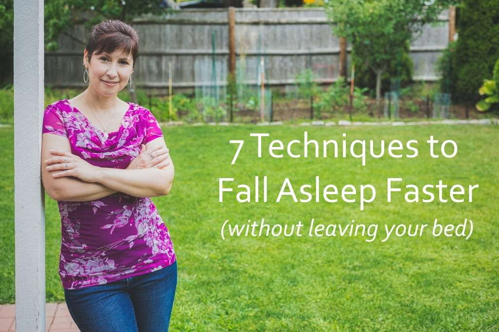 7 Techniques to Fall Asleep Faster