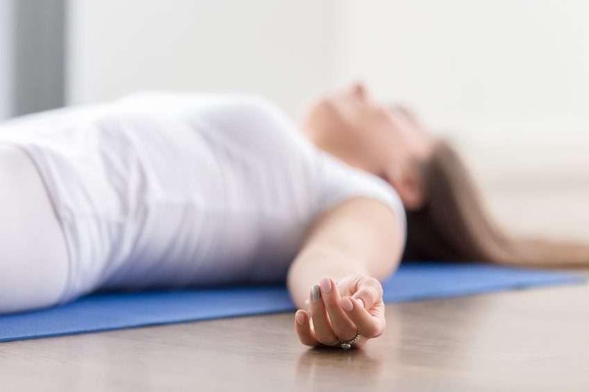 yoga to reduce stress improve sleep